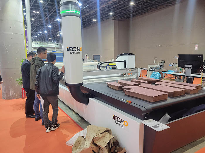 IECHO GLSC at CAME Exhibition