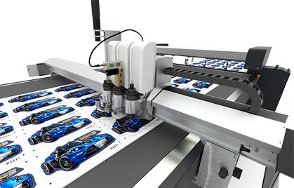 Bk3 High Precision Digital Cutting System