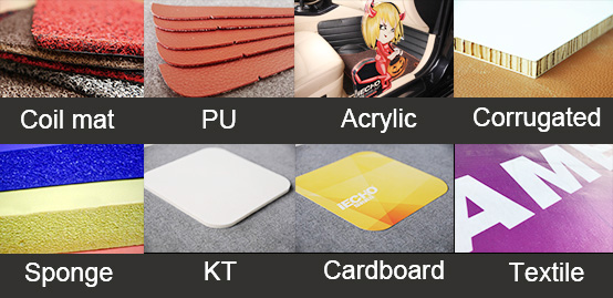 Applications of Digital Cutting System