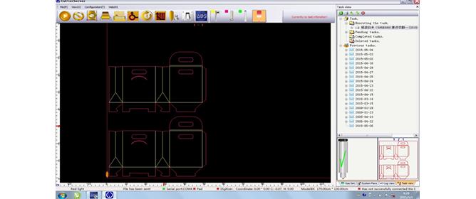 IECHO motion control system