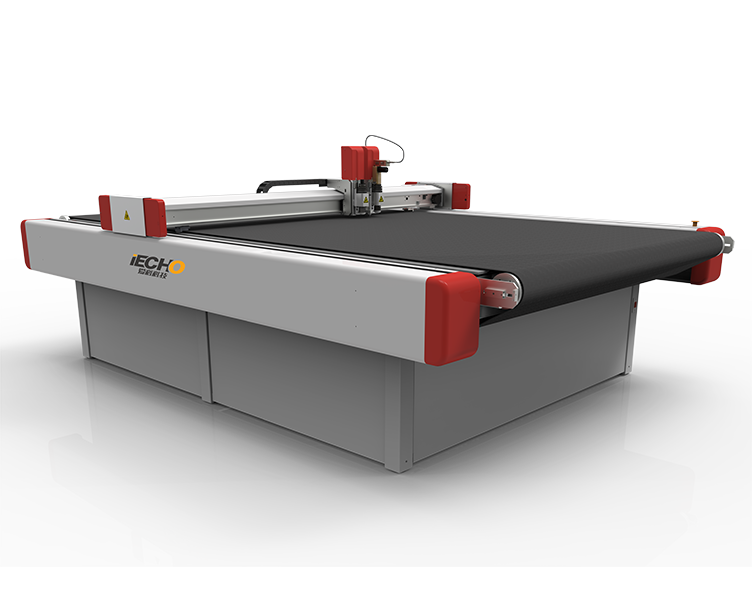 BK High Speed Digital Cutting Machine
