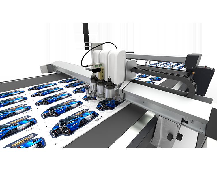 BK3 High Speed Digital Cutting Machine