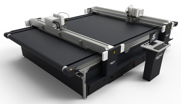TK4S Large Format Cutting System