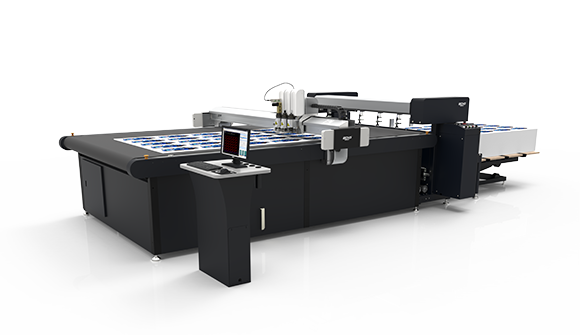 BK3 High Speed Digital Cutting Machine