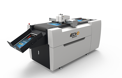 iECHO PK Cutting machine:Your Best Digital Cutting Assistant