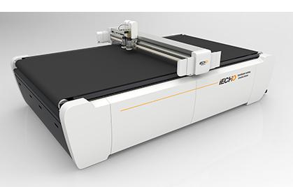 A New Generation of BK4 High Speed Digital Cutting System