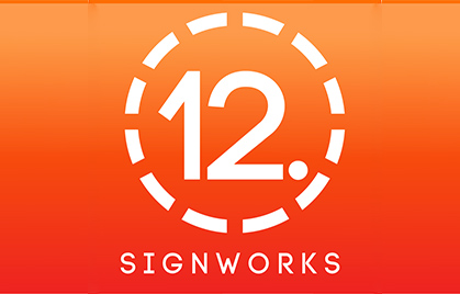 【Sign Industry】12-Point SignWorks. America
