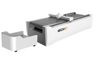 IECHO Latest Type Machine PK1209- Larger Cutting Area, Better Cutting Effect
