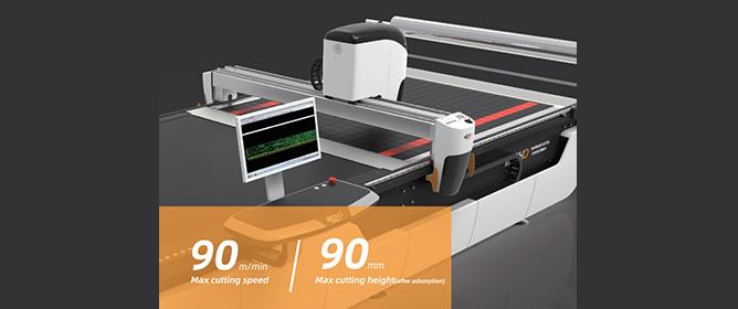 Cutting motion control system