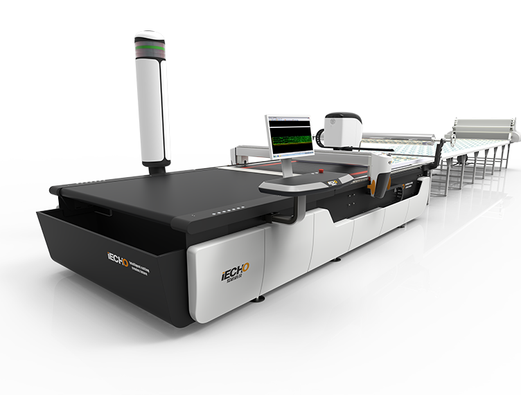 GLS Automatic Multi-Ply cutting system