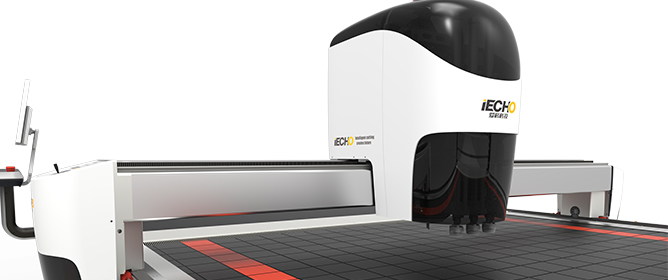 Fully automatic continuous cutting function